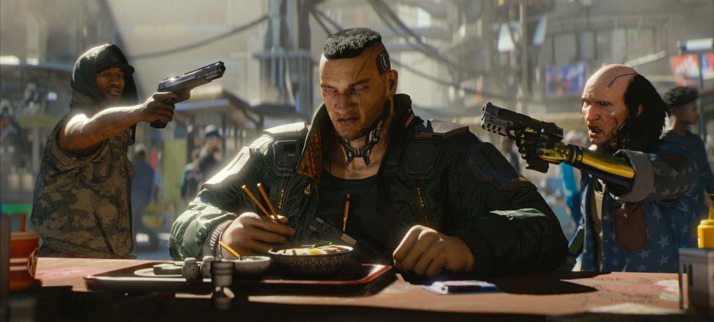 E3 2018: Главные трейлеры Microsoft — Just Cause 4,  Forza Horizon 4, Cyberpunk 2077 и другие