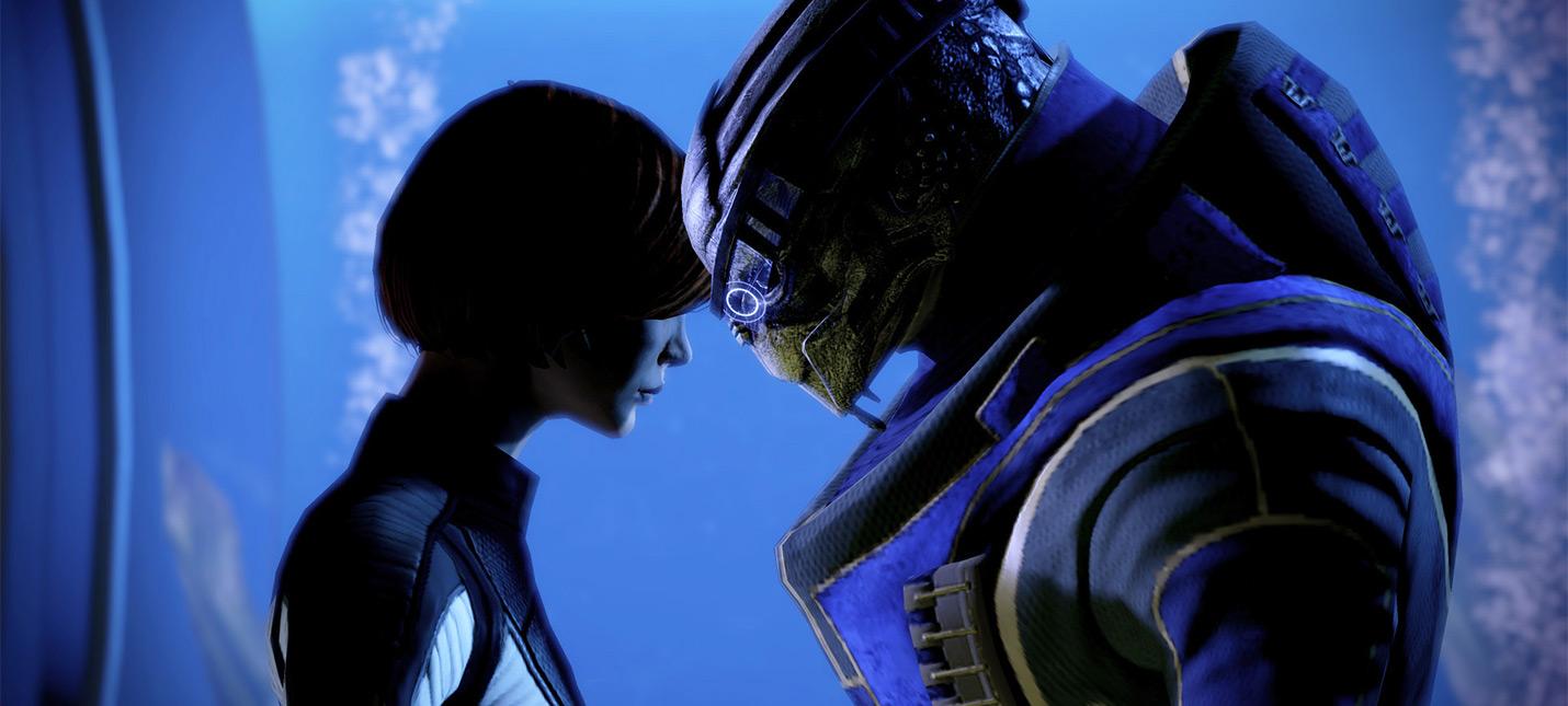 BioWare вернется к Mass Effect в будущем