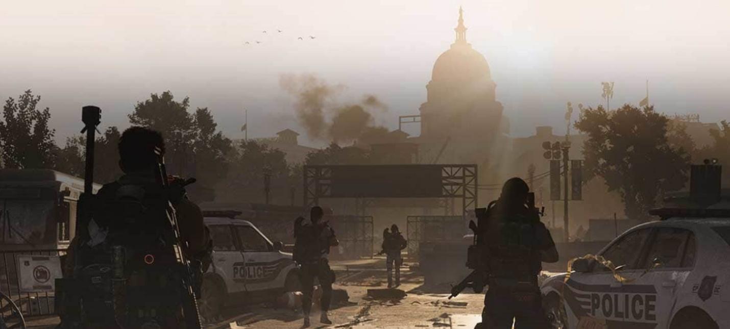 E3 2018: В The Division 2 появятся кланы и рейды на восемь человек