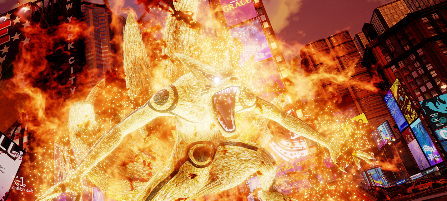 E3 2018: Первый геймплей и скриншоты файтинга Jump Force