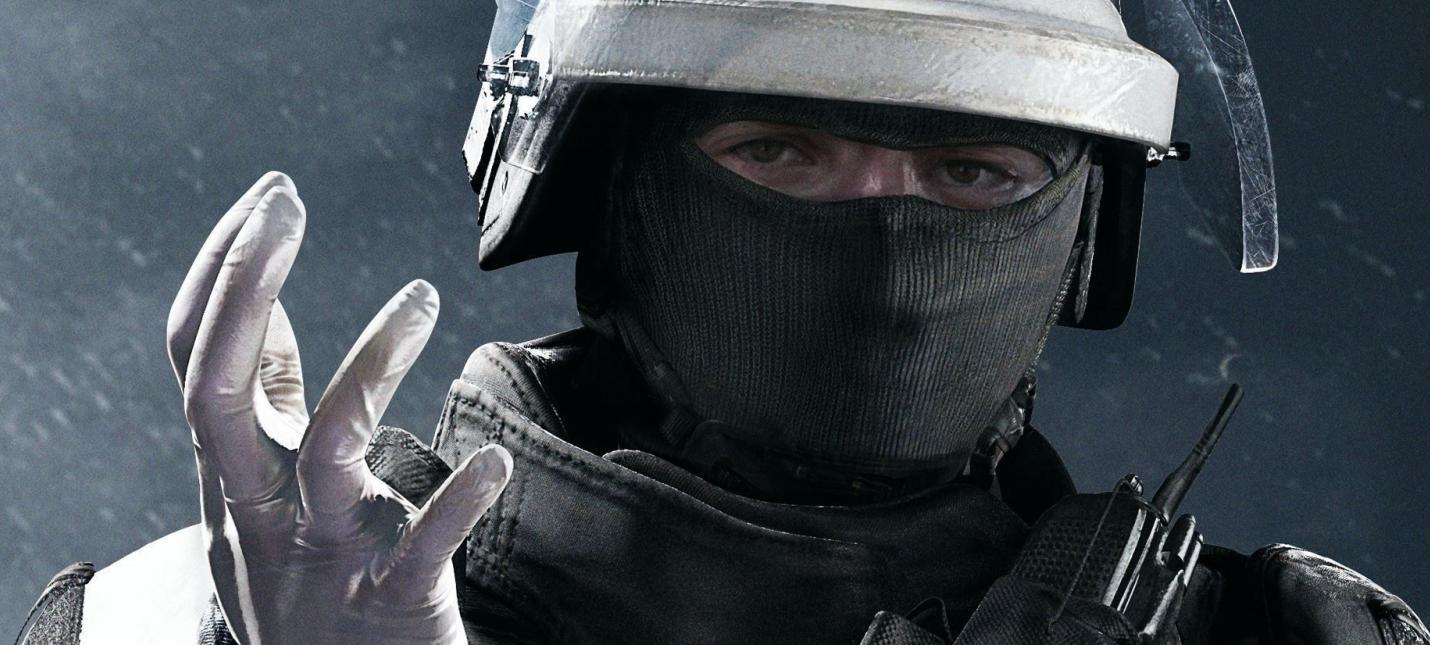 E3 2018: В Rainbow Six Siege зарегистрировано 35 миллионов игроков