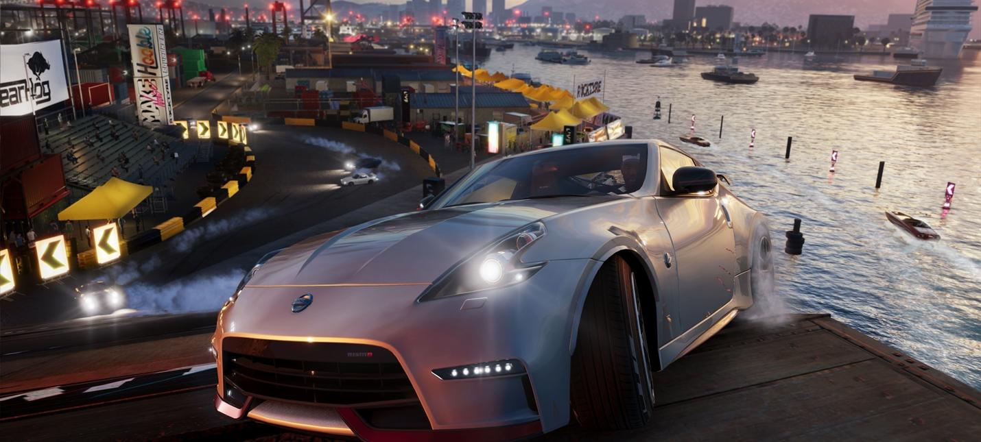 E3 2018:  Новый трейлер The Crew 2, бета с 21 июня