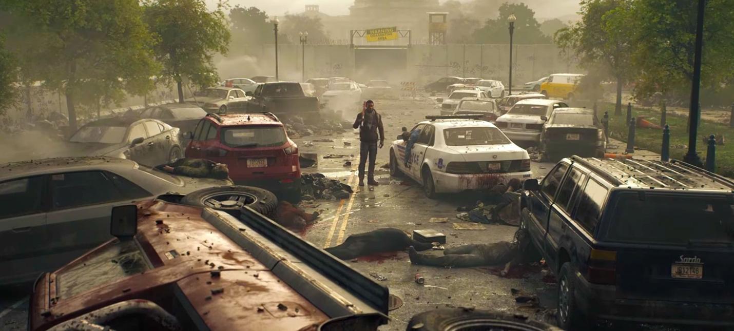 E3 2018: Первый геймплей и дата релиза Overkill's The Walking Dead