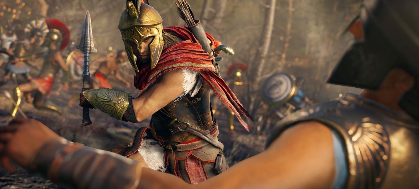 E3 2018: Несколько концовок, 30 часов диалогов, романы и другое об Assassin's Creed Odyssey