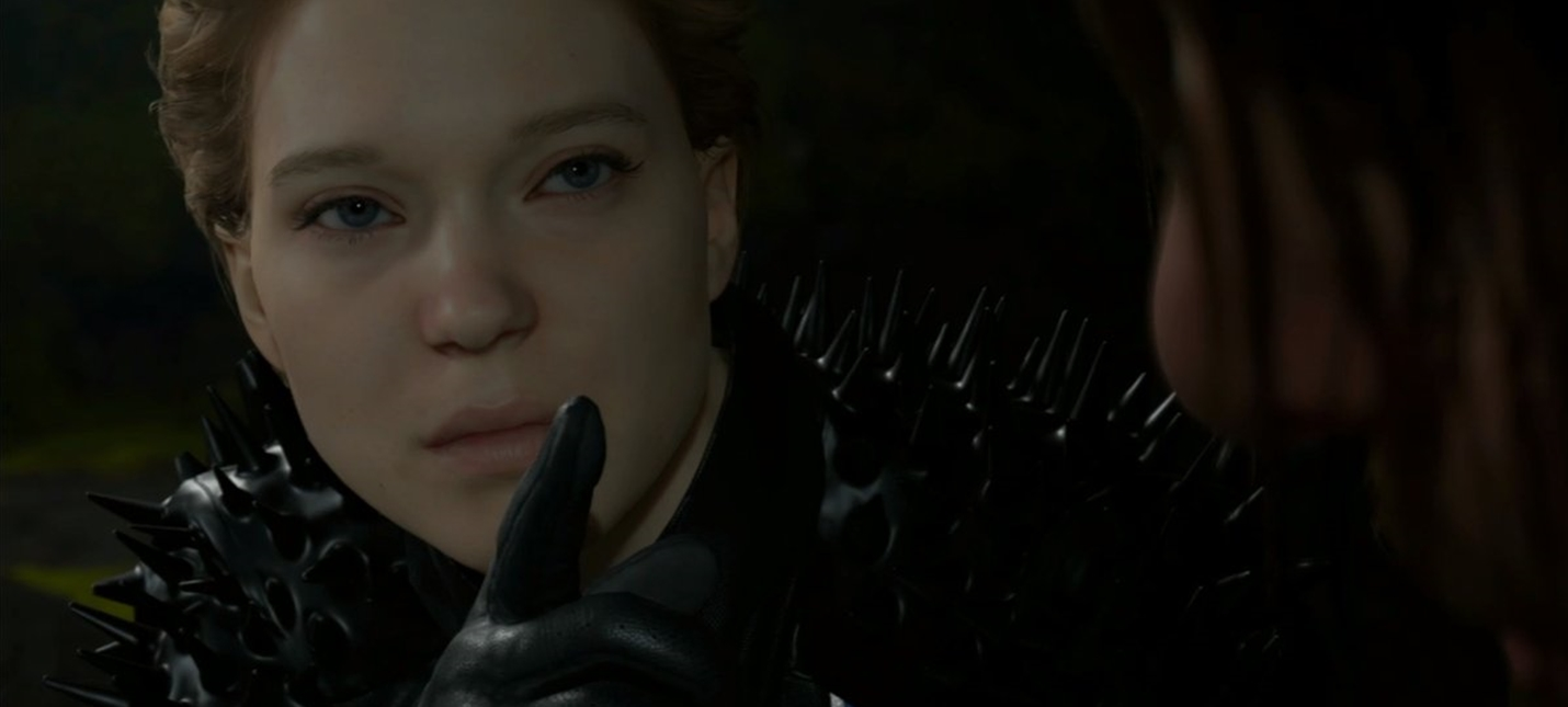 E3 2018: Леа Сейду в гениальном геймплее Death Stranding