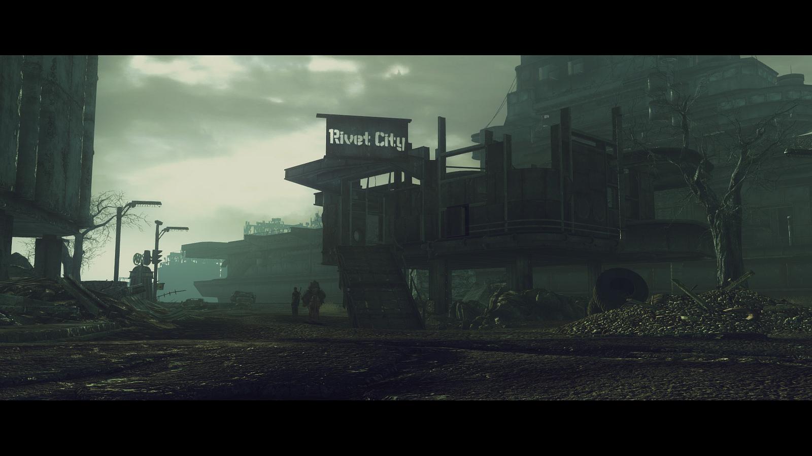 Мод для Fallout 3 на Графику