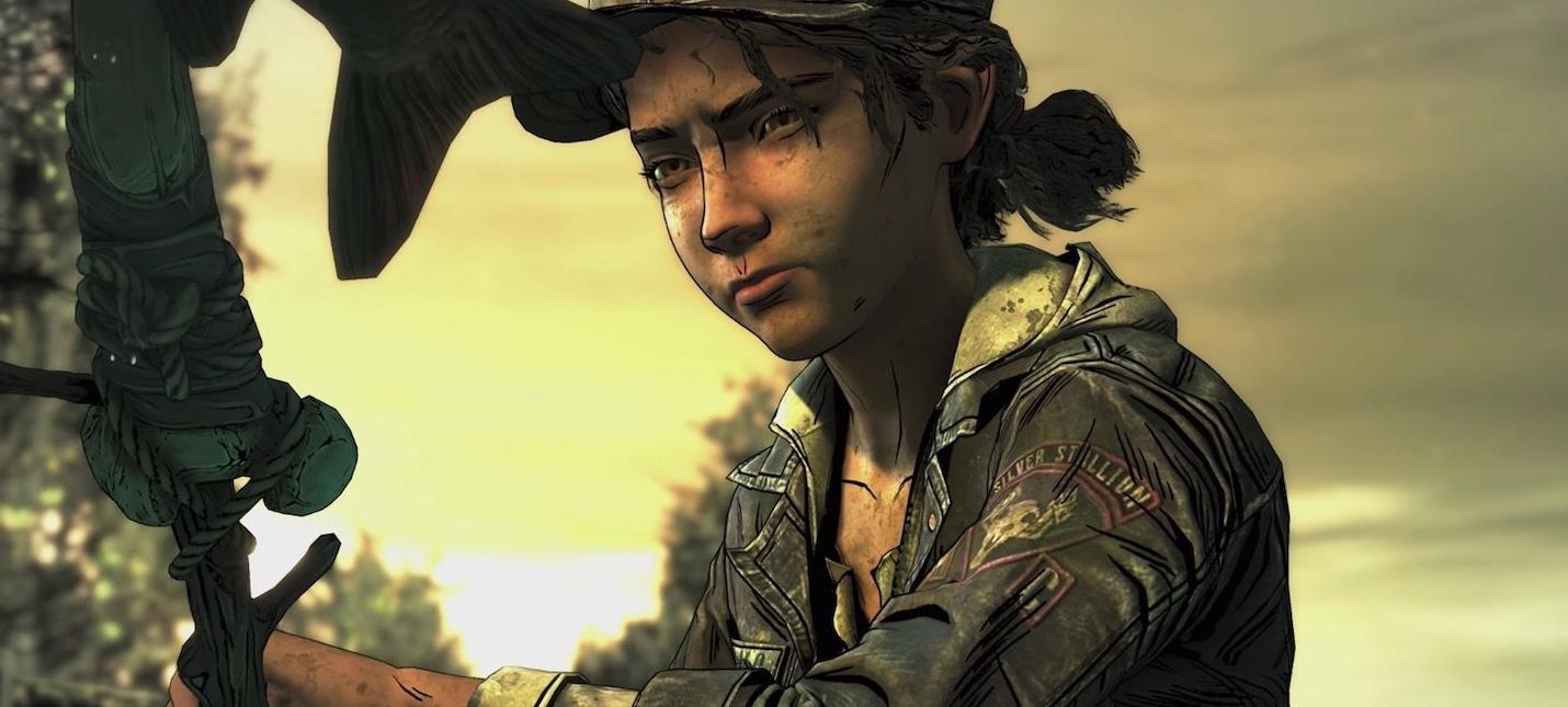 E3 2018: Новый геймплей The Walking Dead: The Final Season