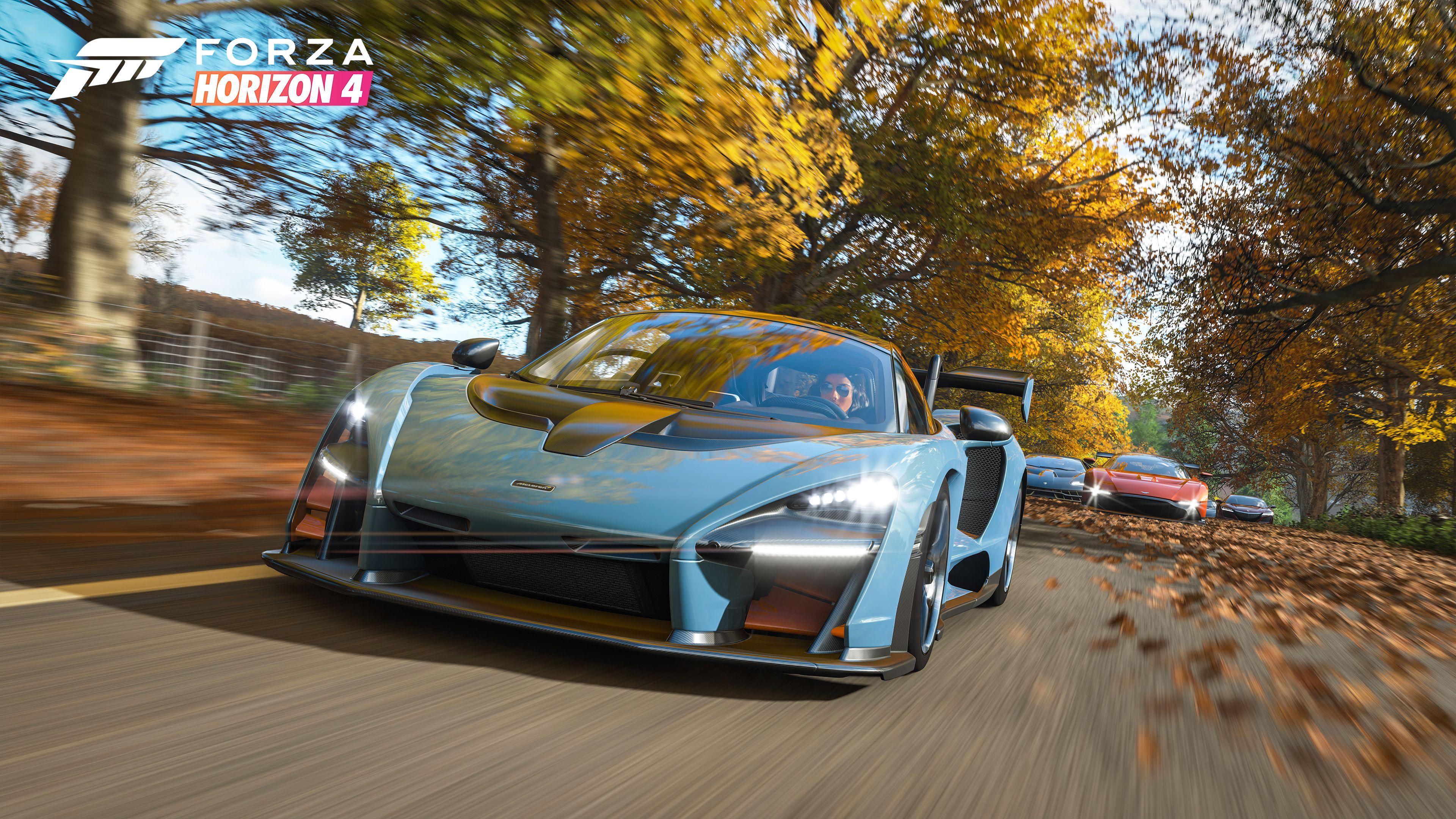 Forza Horizon 4: Ultimate (Microsoft Studios) (RUS|ENG|MULTi)