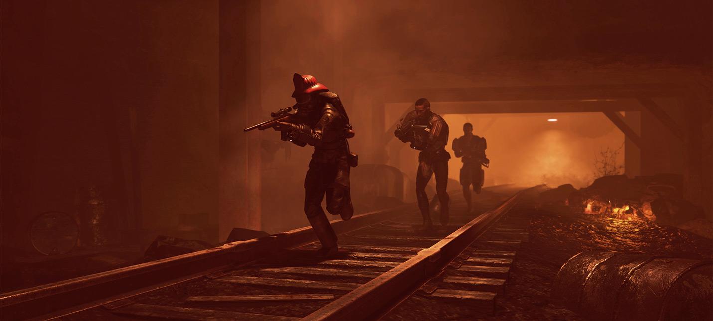 В Fallout 76 будут индикаторы голода и жажды