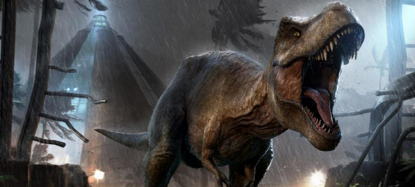 Релизный трейлер Jurassic World Evolution