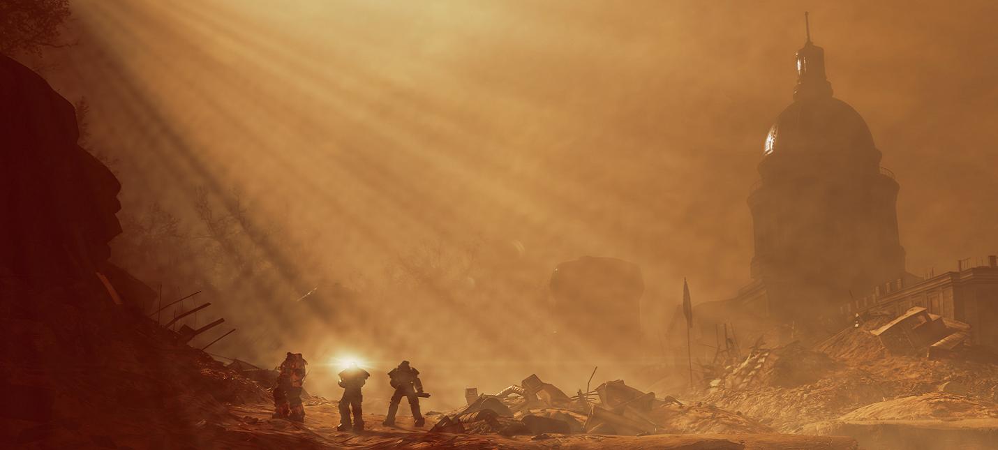 Канал Noclip опубликовал документалку, посвященную созданию Fallout 76