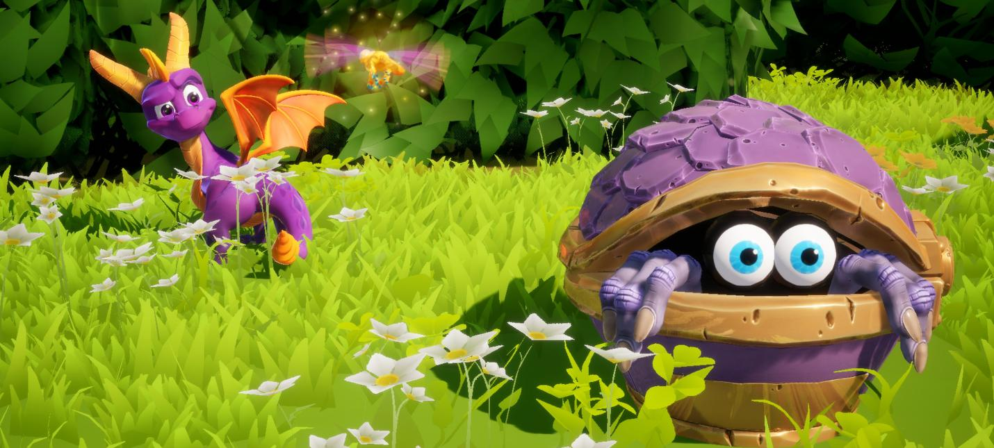 E3 2018: Девять минут геймплея Spyro Reignited Trilogy