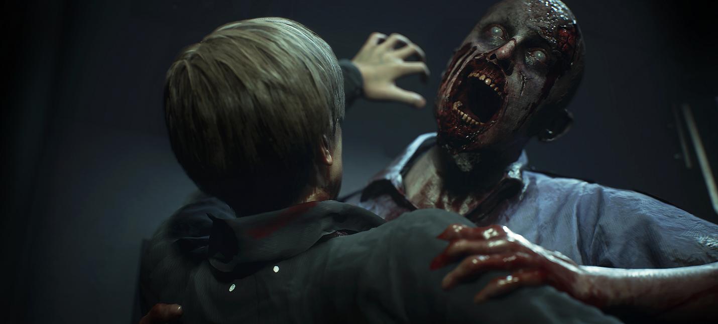 E3 2018: 20 минут геймплея Resident Evil 2