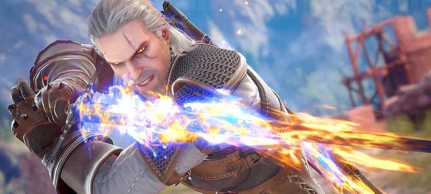 E3 2018: Сюжетный трейлер и дата релиза Soulcalibur VI