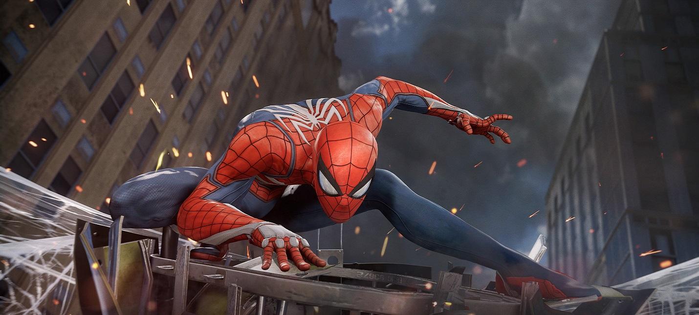 Е3 2018: 10 минут нового геймплея Spider-Man