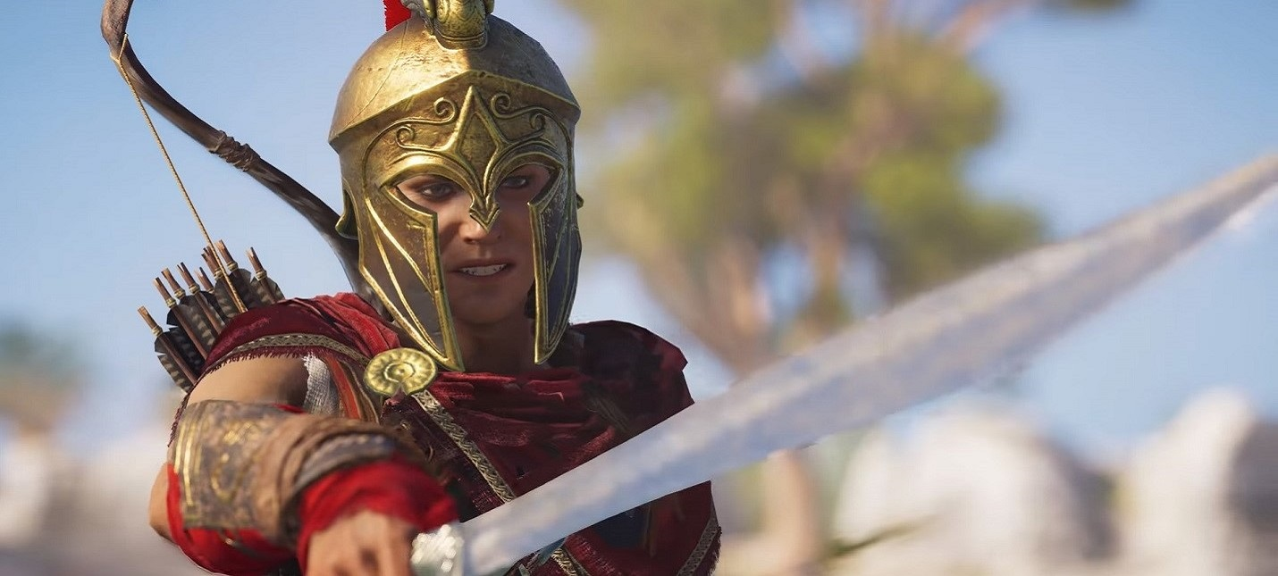 Assassin's Creed Odyssey будет обновляться каждую неделю