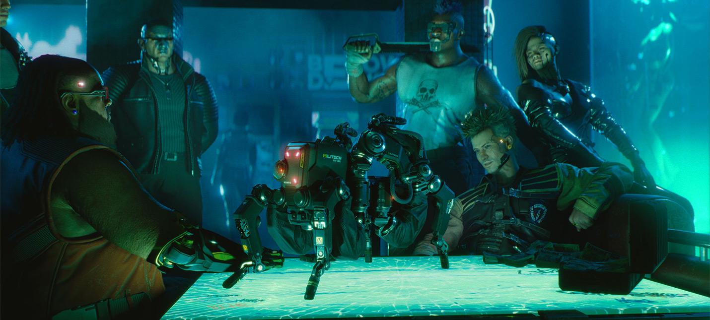 Цири в трейлере Cyberpunk 2077 — мурашки по коже