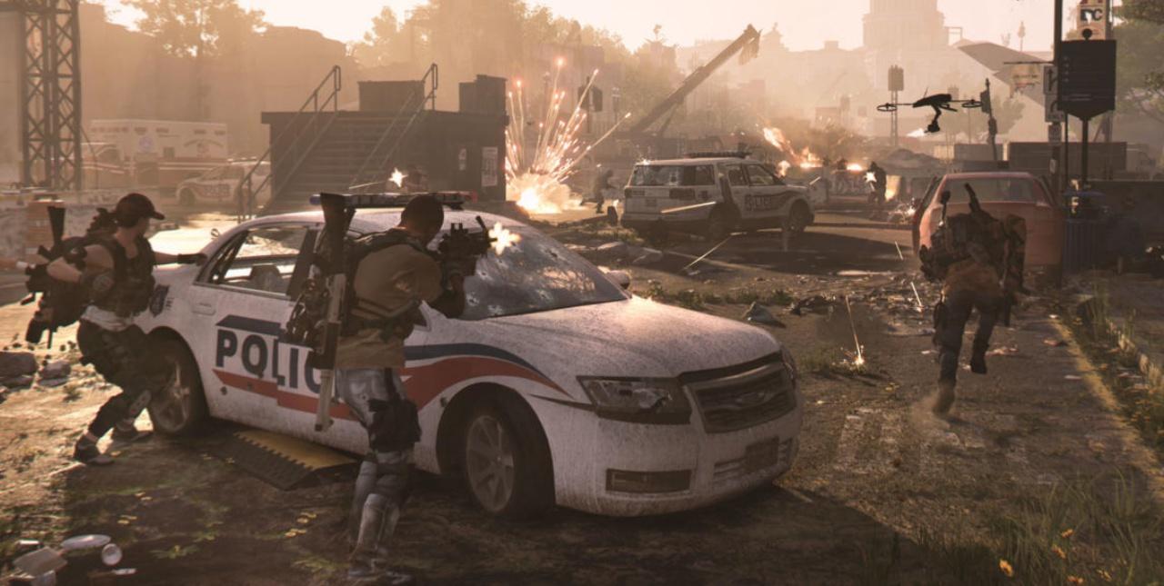 Детали демо-версии The Division 2 с E3 2018