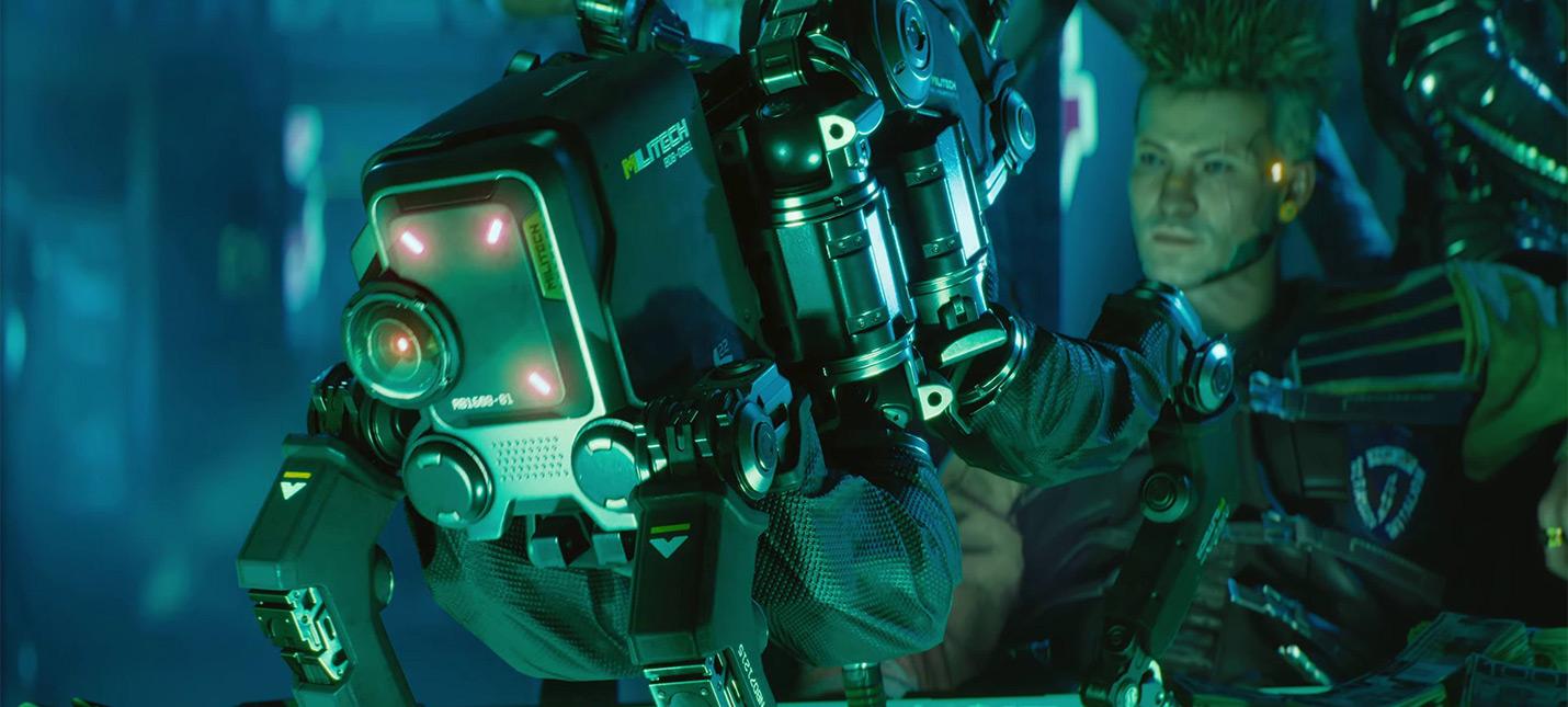 Cyberpunk 2077 разработана для нынешнего поколения консолей
