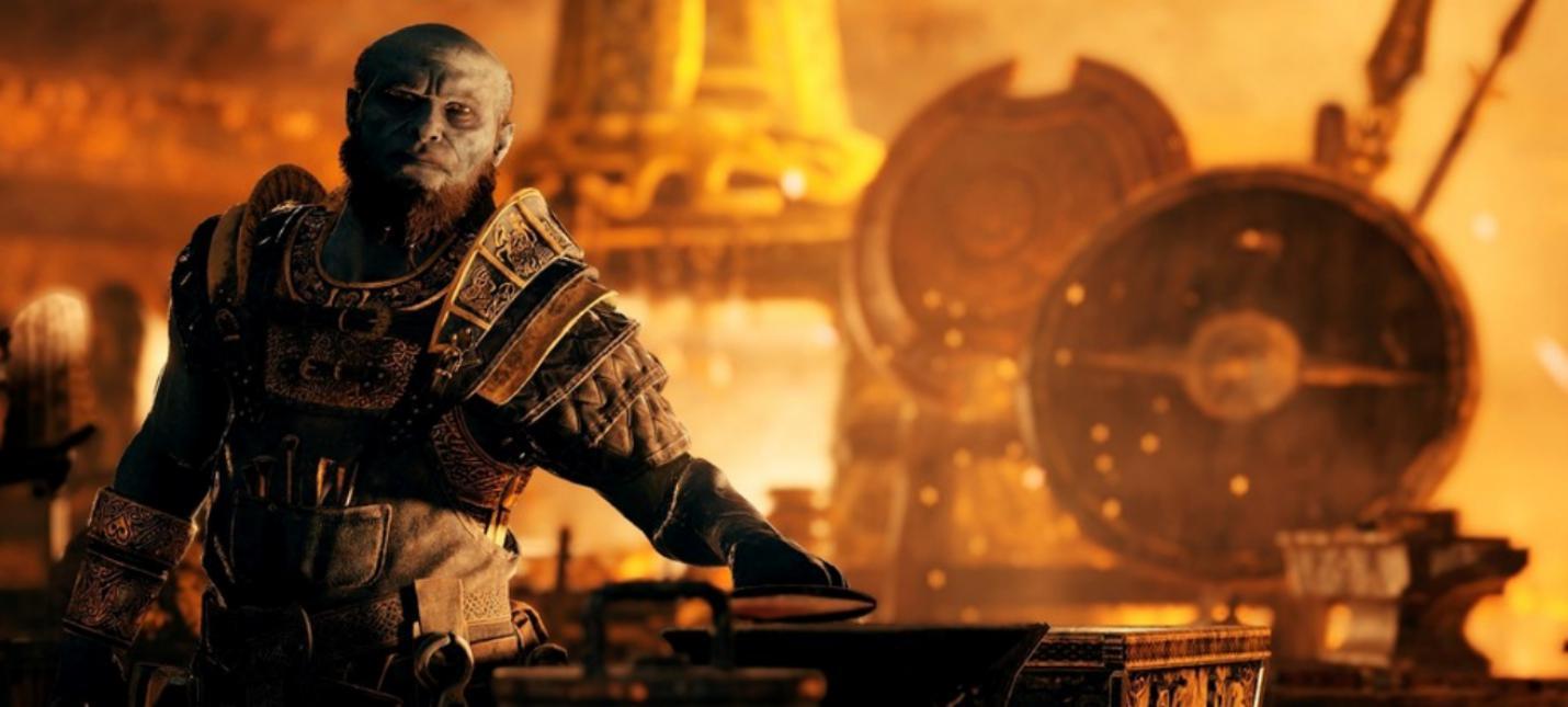 God of War снова лидирует в британском чарте продаж