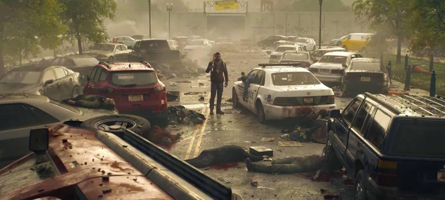 В Overkill's The Walking Dead нужно действовать тихо