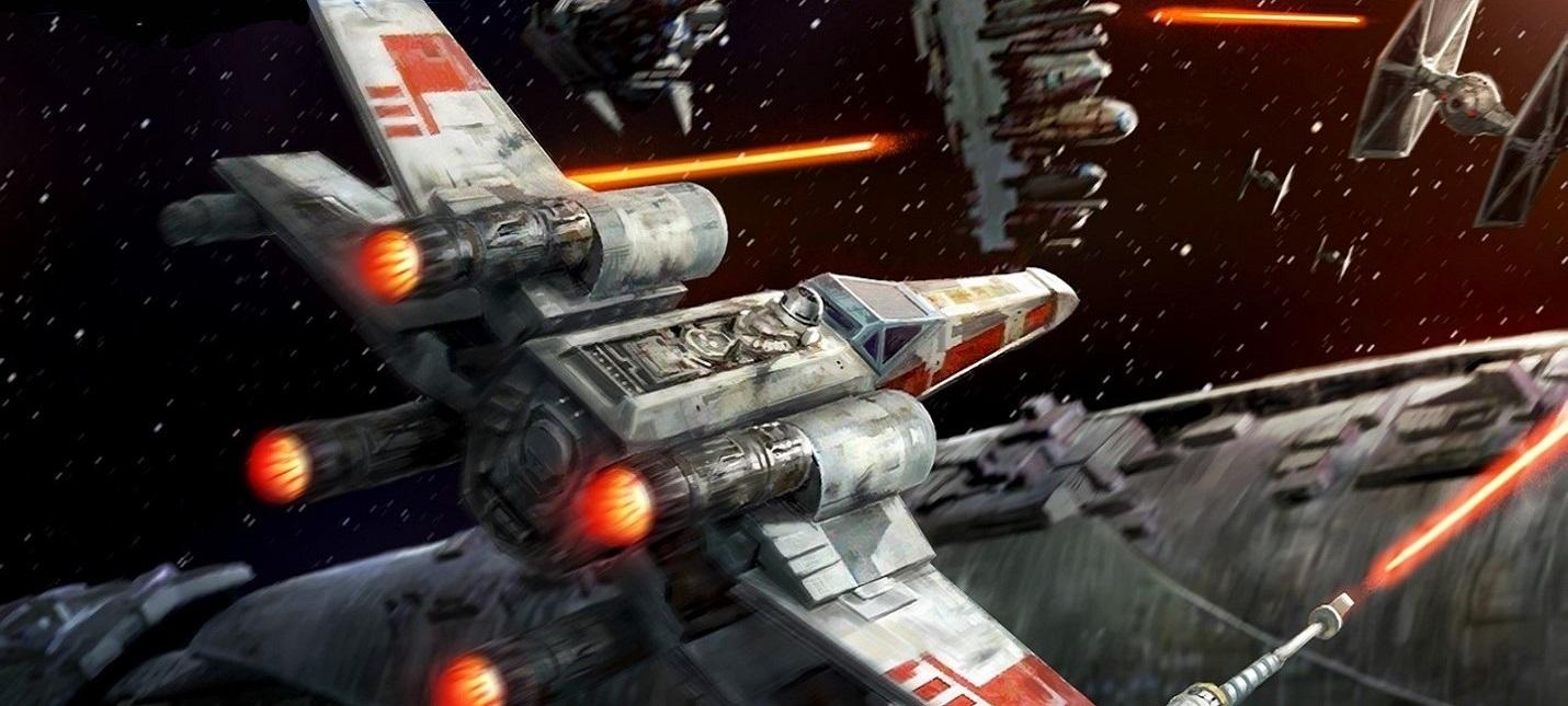 Истребители в Star Wars имеют проблемы с аэродинамикой