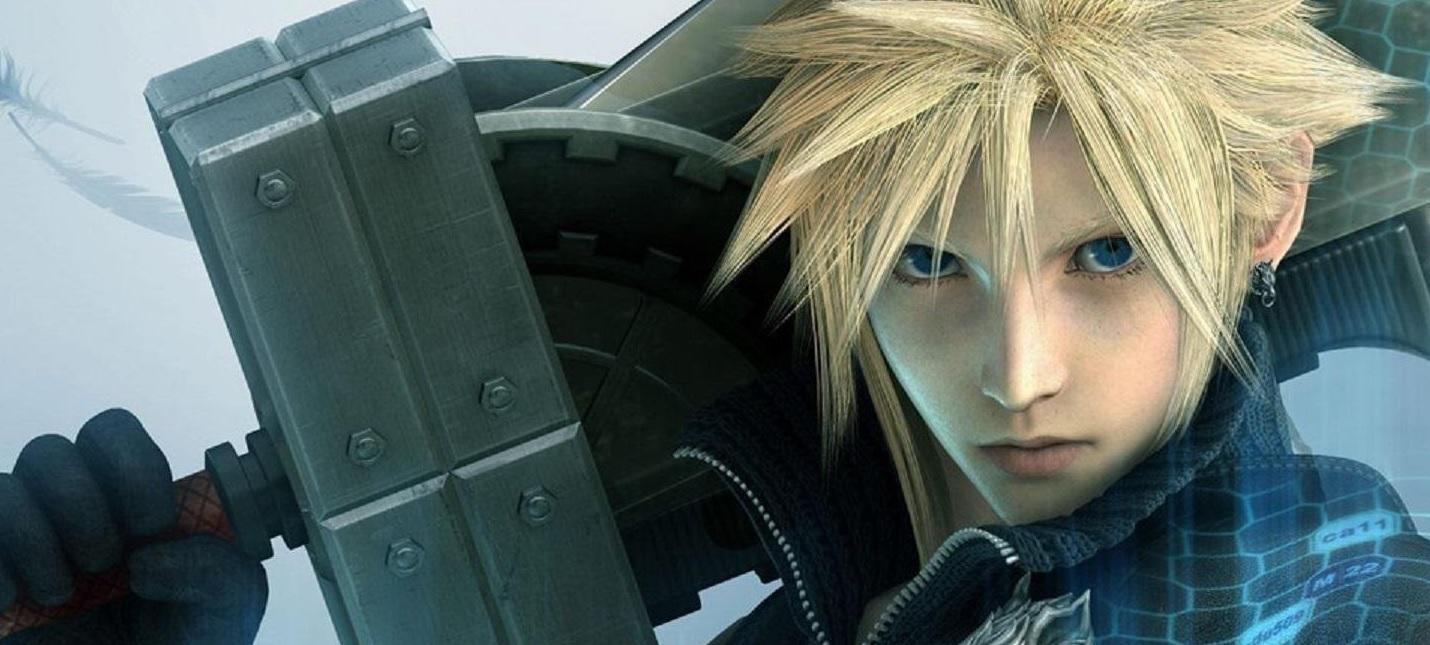 Официальная фигурка Клауда из Final Fantasy VII