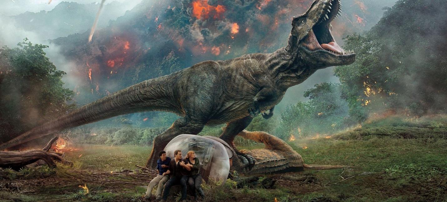 Box Office: 700 миллионов для динозавров