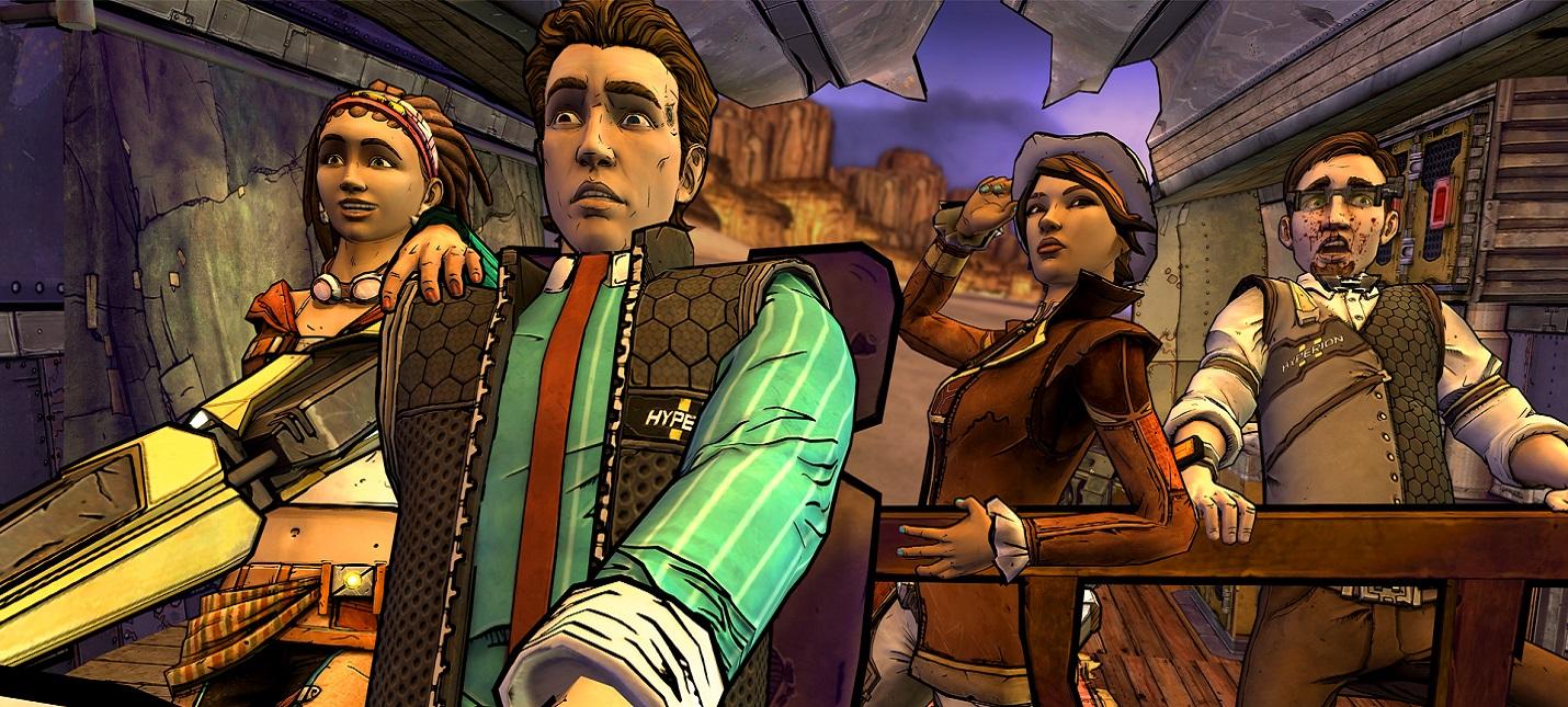 Telltale Games заменит свой десятилетний графический движок на Unity