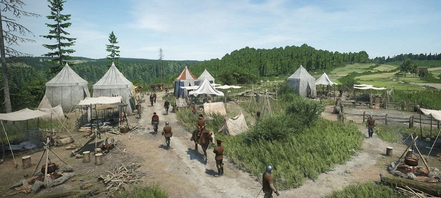 Детали нового дополнения Kingdom Come: Deliverance