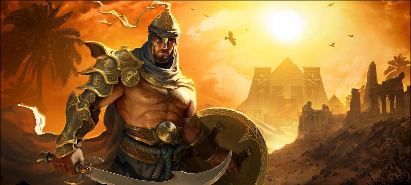 Разнообразие локаций на новых скриншотах дополнения Forgotten Gods для Grim Dawn