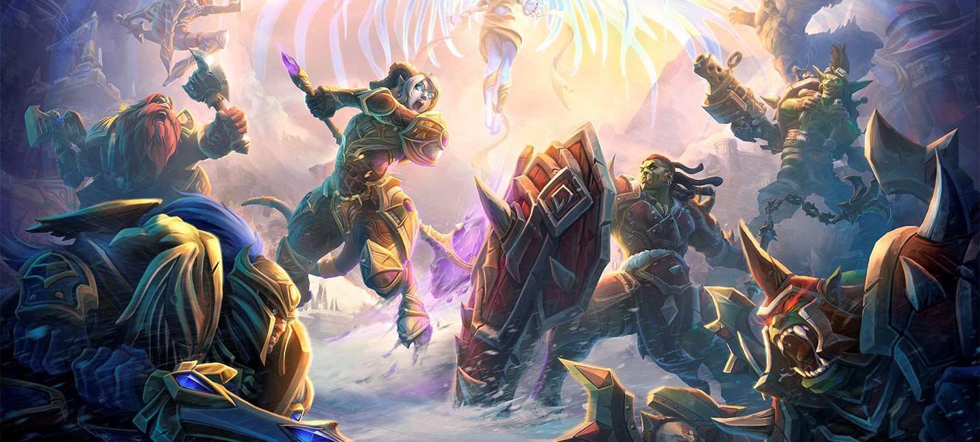 Рубилово на Альтераке — Shazoo на турнире Heroes of the Storm