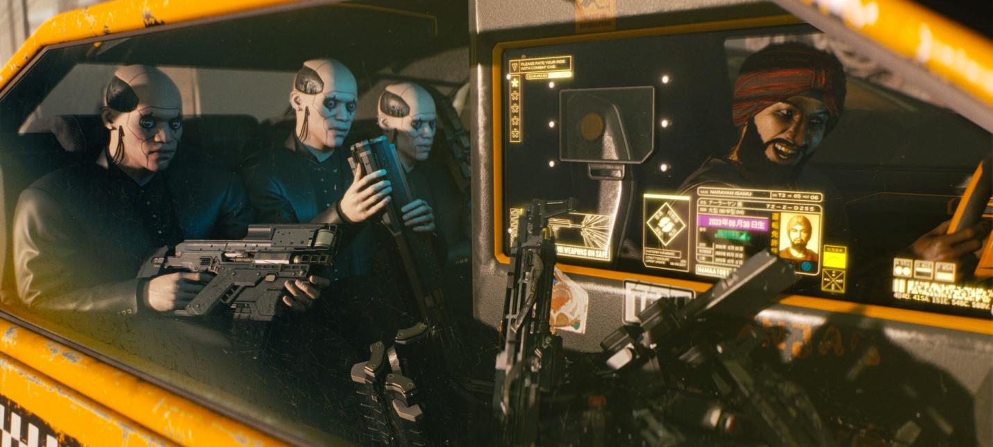 Сценарист Cyberpunk 2077: Главное это самовыражение