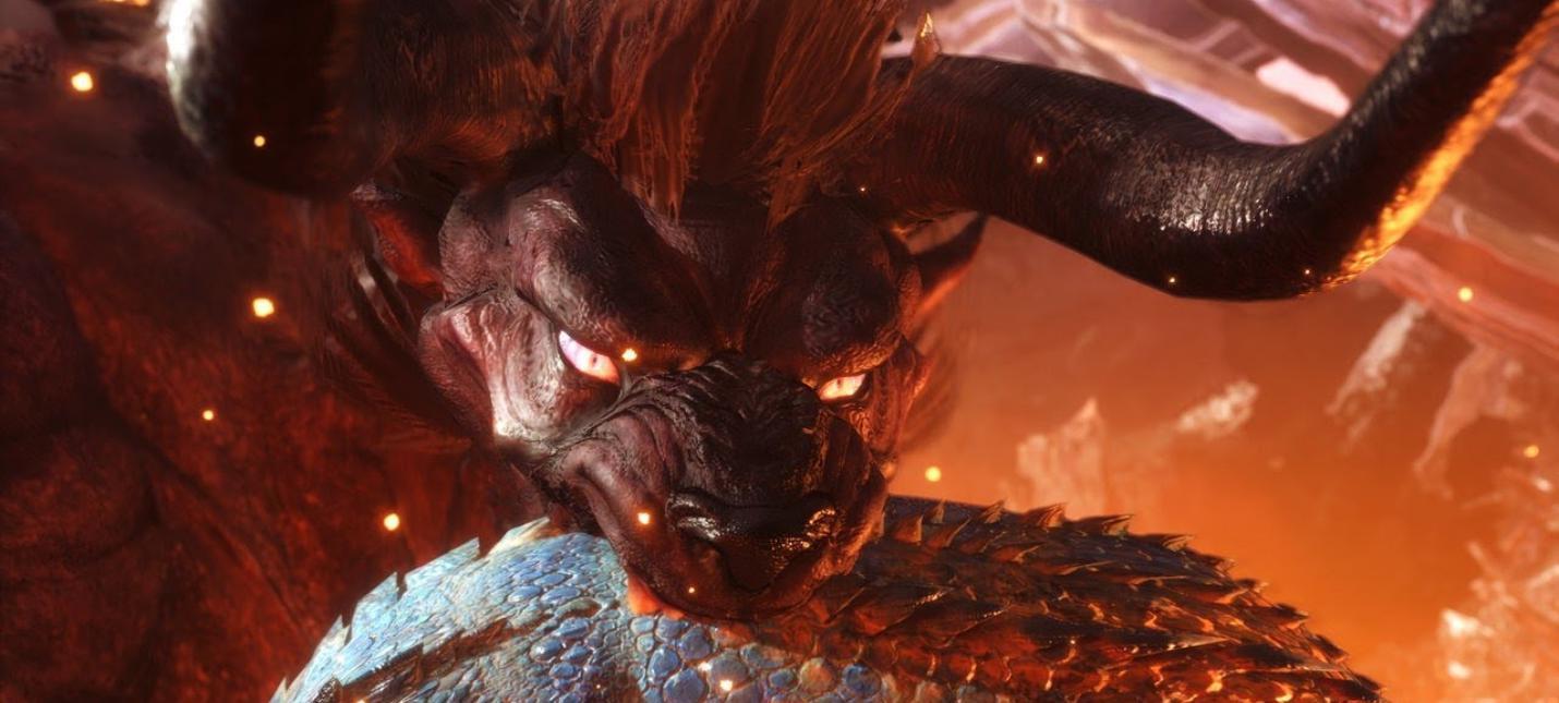 Monster Hunter: World и Final Fantasy XIV летом обменяются монстрами