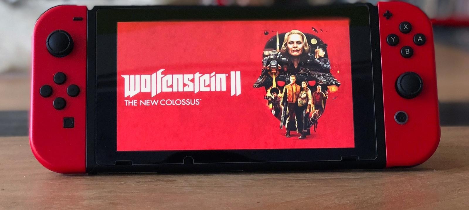 Революция в кармане: обзор Wolfenstein II для Nintendo Switch
