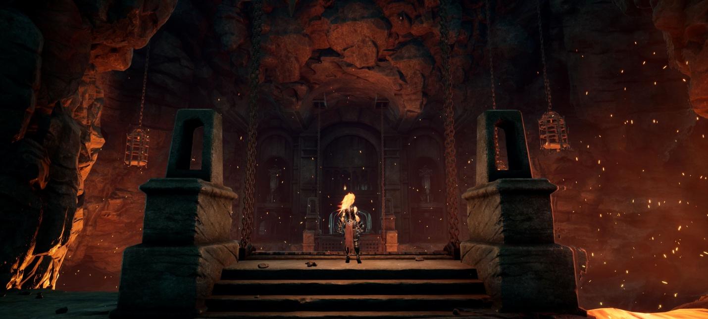 Разработчики Darksiders 3 спрятали дату релиза игры в твиттере