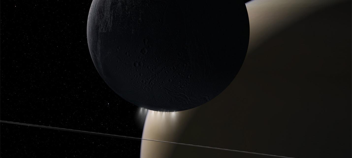 Послушайте звуки плазмы вокруг Сатурна