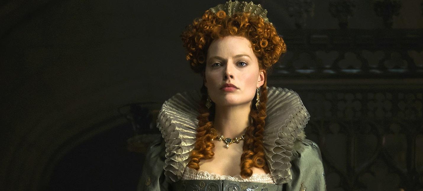 Марго Робби и Сирша Ронан начинают войну за власть в первом трейлере Mary Queen of Scots