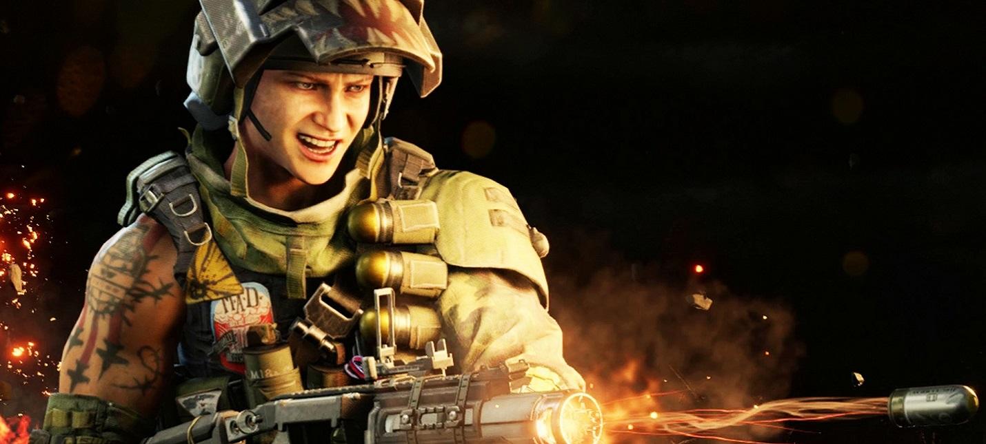 Бета-тест Call of Duty: Black Ops 4 начнётся в начале следующего месяца