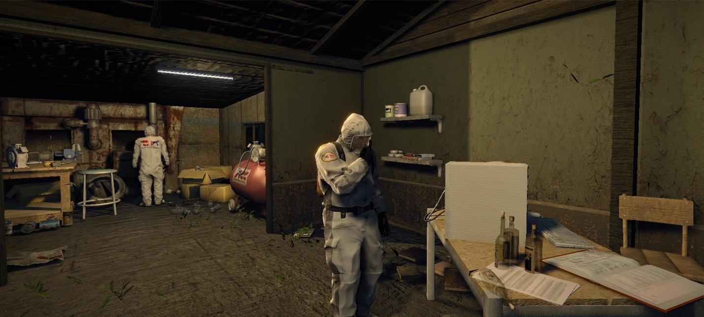 Новые скриншоты мода Half-Life 2 с дополнительным контентом