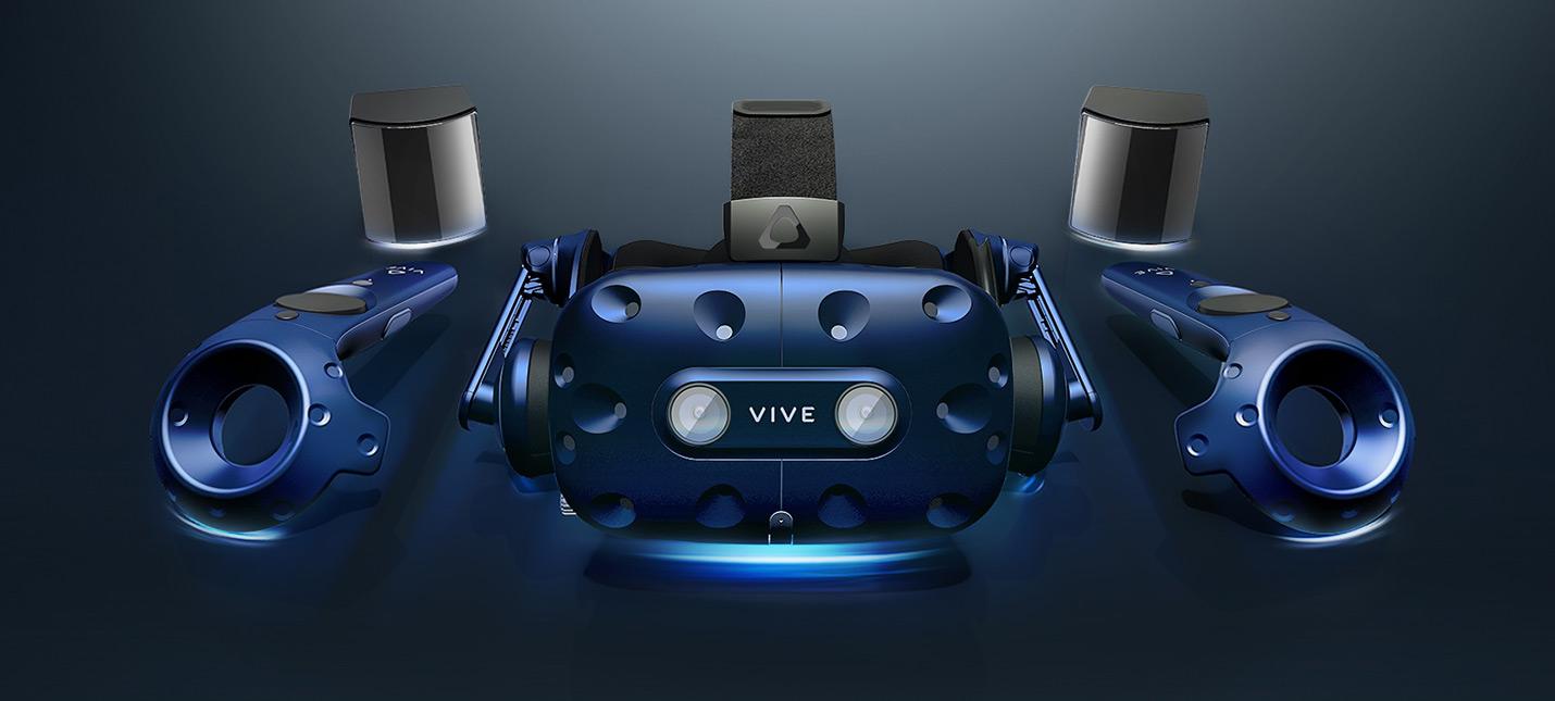 HTC работает над поддержкой нескольких комнат в VR