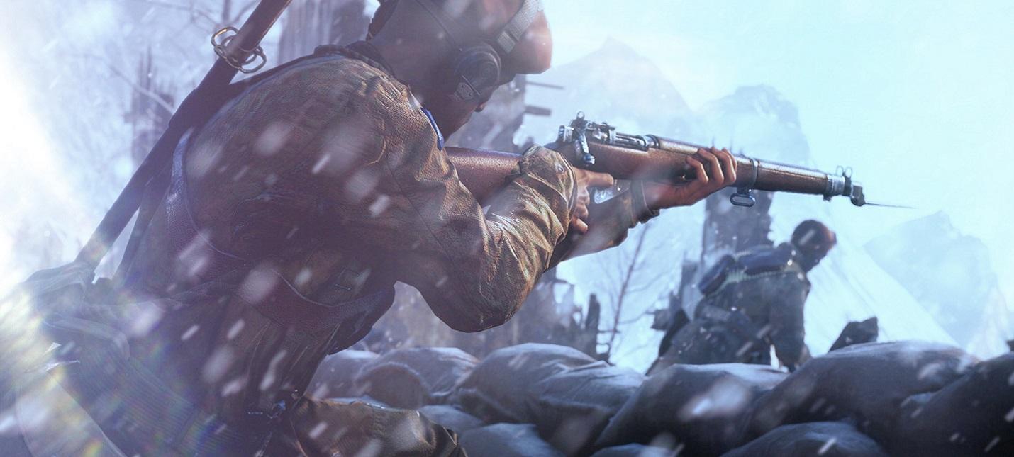 В Battlefield 5 пройдут ещё несколько тестов до релиза игры