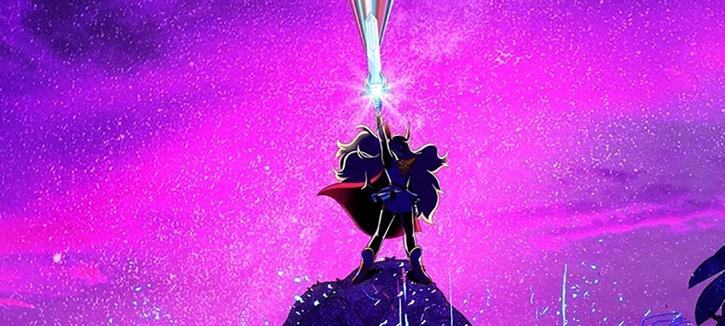 Первый взгляд на перезапуск She-Ra — женской версии He-Man