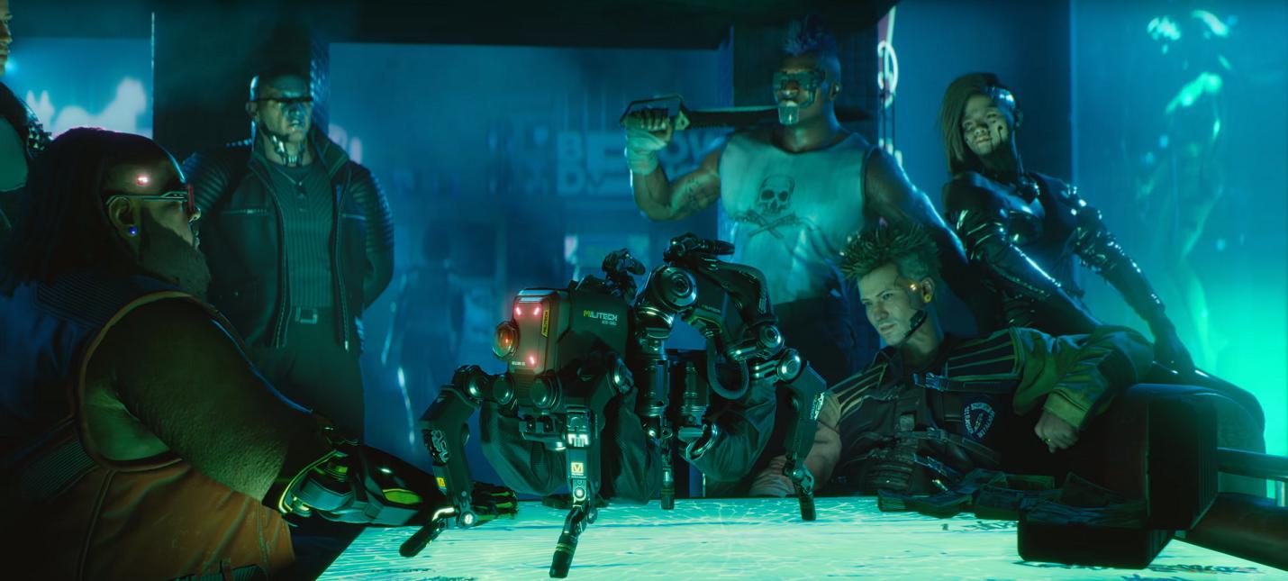 Разбор Cyberpunk 2077: Статус в обществе определяется качеством импланта
