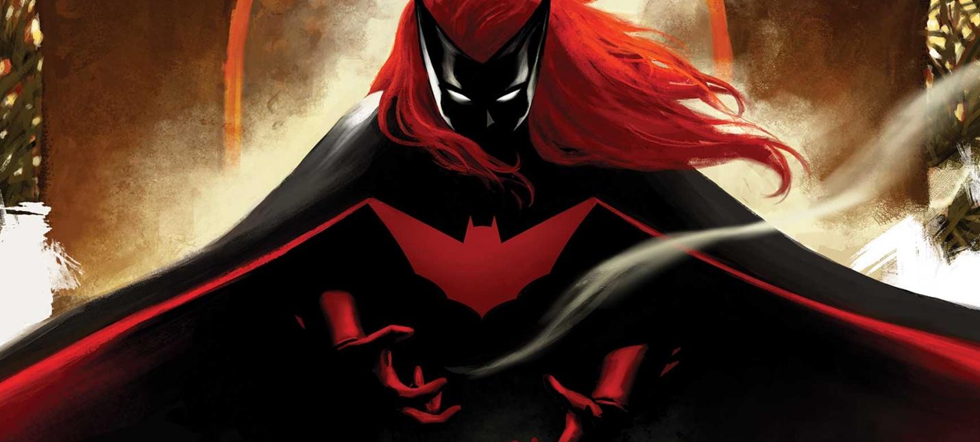 Бэтвумен получила сольный сериал от CW