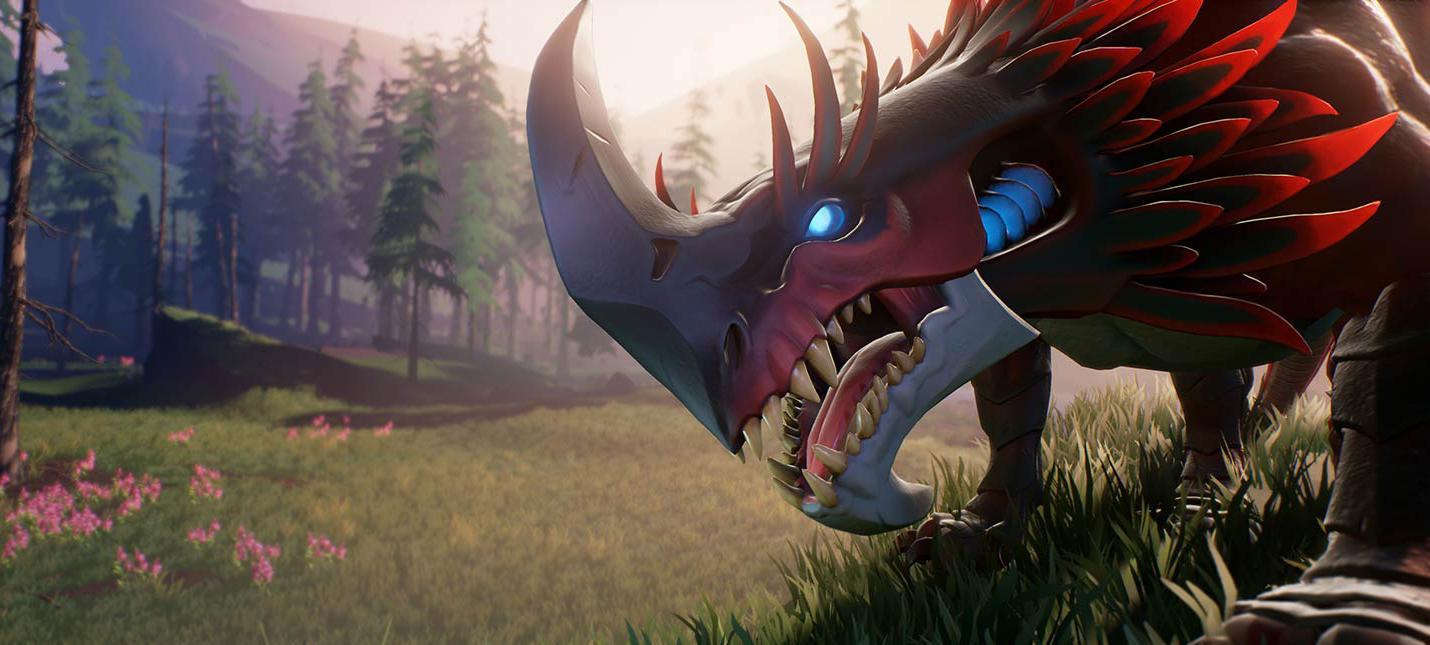 В открытую бету Dauntless сыграло два миллиона игроков