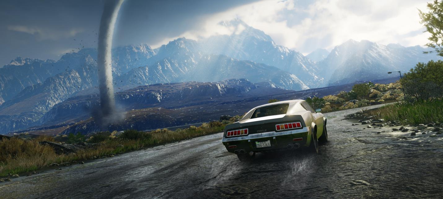 Разработчики Just Cause 4 показали способности движка игры