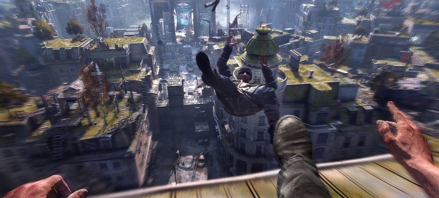 Игроки смогут прокачивать выносливость в Dying Light 2