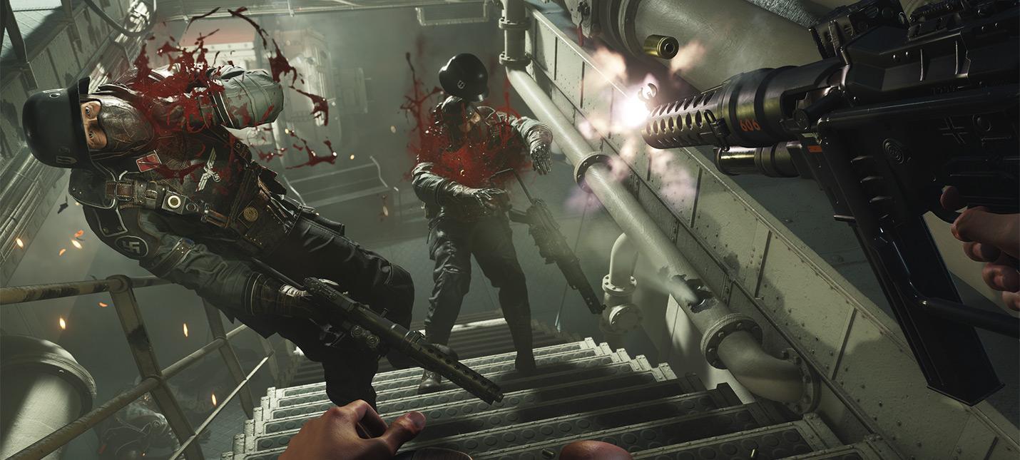 Разработчики Wolfenstein в поисках нового онлайн-специалиста