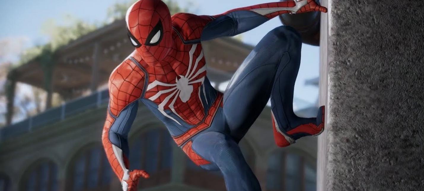 SDCC 2018: Серебряный Соболь в новом трейлере Spider-Man